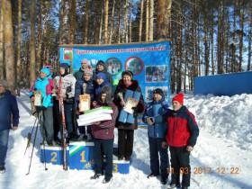 Сельское поселение приняло участие в спортив¬ном фестивале по лыжным гонкам под девизом «Пода¬ри себе здоровье» на тропе здоровья в г.Белебей.